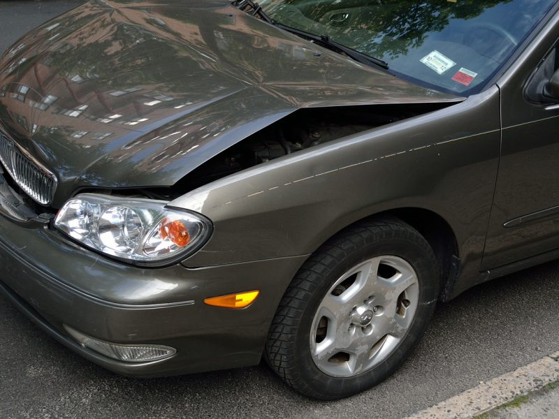 Fender Bender? Take These Key Steps after an Accident