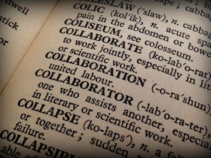 collaboration definition